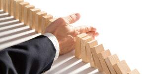 Change Management unterbricht den gewohnten Verlauf