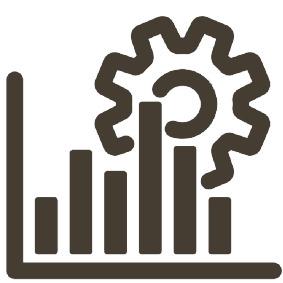 Icon für Projektmanagement