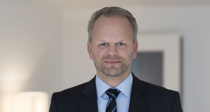 Speaker Steffen Kröner Portrait